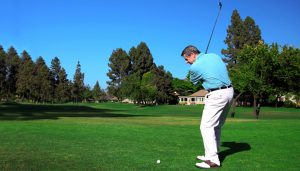 Ankle Pain While Golfing
