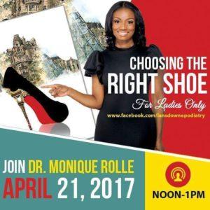 Lansdowne - Choosing the Right Shoe